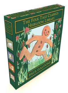 The Folk Tale Classics Heirloom Library: The Gingerbread Boy, Little Riding Hood, the Three Billy Goats Gruff...