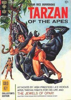 Tarzan (Gold Key #159) - Comic Vine