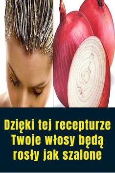 This is how onion juice makes your hair grow faster and healthier .- So lässt Zwiebelsaft deine Haare schneller und gesünder wachsen So onion juice makes your hair grow faster and healthier – quickly - Hair Loss Causes, Prevent Hair Loss, Vitamins For Hair Loss, Onion Juice, How To Grow Your Hair Faster, Glossy Makeup, Healthy Juices, Hair Repair, Grow Hair