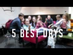 5 NAJLEPSZYCH DNI - YouTube
