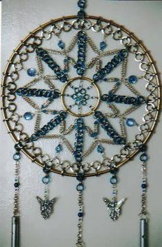 DreamchimeCloseUp.jpg - Dreamcatchers & Candle Holders - Gallery - TheRingLord