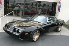 1980 Turbo Trans AM Smoking the Tires | 1980 PONTIAC FIREBIRD TRANS AM COUPE BANDIT EDITION