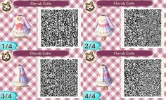 animal crossing valentines day qr codes - Google Search