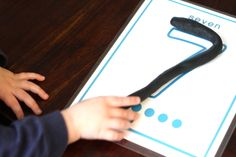 The Pre-Writing Packet - 7 Hands-on Games. {Playdough to Plato}