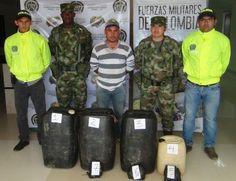 Noticias de Cúcuta: Incautan de 154 Kilos de Base de Cocaína perteneci...