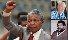 How the CIA got Mandela arrested: Agent provided tip-off that led to Nelson's arrest and 27 YEARS in prison because he says the ANC leader was 'a toy of the Soviet Union'   Daily Mail Online