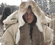 The New World - Q'orianka Kilcher