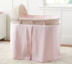 Bassinet & Mattress Pad Set