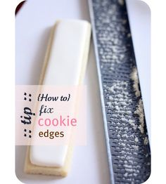Make Prettier Cookie Edges When Presentation Matters