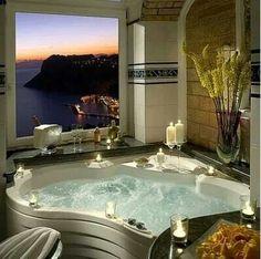 Relaxing scenery