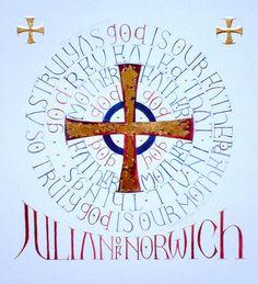 julian of norwich symbol - Google Search