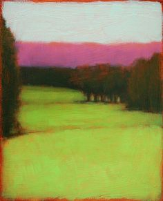 Springfield, oil on canvas: Tracy Helgeson