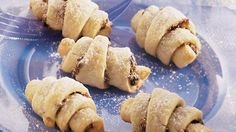 This classic rugelach, a cookie made from a cream cheese dough, could become part of your family's holiday tradition!