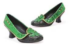 Luck of the Irish. I would wear these shoes out really fast. They're too awesome.
