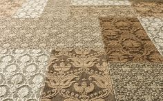 Damasque patchwork