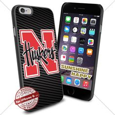 Nebraska Cornhuskers, University NCAA Sunshine#2099 Cool iPhone 6 - 4.7 Inch Smartphone Case Cover Collector iphone TPU Rubber Case Black SUNSHINE-HAPPY http://www.amazon.com/dp/B011SH6RVY/ref=cm_sw_r_pi_dp_N6Oiwb1C5APZE