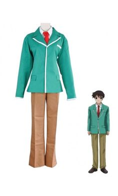 Rosario and Vampire Tsukune Aono Cool Cosplay Outfits Costumes