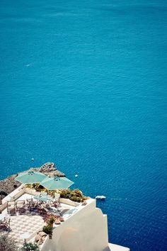 Bilder från den vackra ön Santorini i Grekland.