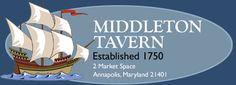 Middleton Tavern serves up history along w/regional seafood: Maryland crab cakes, rockfish, oysters, clams. One of the oldest continuously operating taverns in America, following the American Revolution it hosted George Washington, Thomas Jefferson, Ben Franklin & members of the Continental Congress who came to see the resignation of Gen. Washington's commission Dec 23,1783 & the ratification of the Treaty of Paris that ended the Revolutionary War in January 1784.