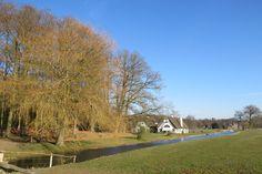 2015-03-08 Het is prachtig wonen aan de zuidzijde van kasteel Eerde