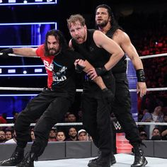 The official home of the latest WWE news, results and events. Get breaking news, photos, and video of your favorite WWE Superstars. Wwe Roman Reigns, Wwe Superstar Roman Reigns, Dean Ambrose Seth Rollins, Wwe Dean Ambrose, Watch Wrestling, Wrestling Wwe, Roman Reigns Dean Ambrose, The Shield Wwe, Roman Reings