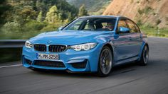 The 2014 BMW M4. Turbos good.