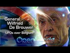 In this video, retired Belgian Air Force General Wilfried De Brouwer discusses a wave of triangular UFOs he investigated in 1989 and 1990. He was in charge of the Belgian Air Force's official investigation. They never came to a definite conclusion as to where the mysterious triangles came from. De Brouwer also discusses the controversial photograph that was allegedly taken in Petit-Rechain.