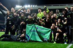 Se acerca el final de la liga de fútbol en Europa