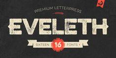 Eveleth - Webfont & Desktop font « MyFonts