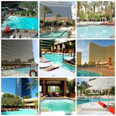 The Best Pools in Las Vegas: Find The Las Vegas Pool That Works For You.