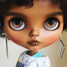 Custom Blythe Doll by Tiina