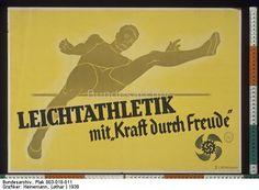 Leichtathletik mit Kraft durch Freude Dating:1938
