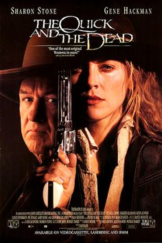 The Quick And The Dead (1995) - Sharon Stone, Gene Hackman, Russell Crowe, Leonardo DiCaprio
