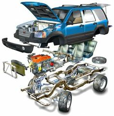 a ready stock of auto spares available at mind-blowing rates
