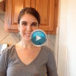 Episode #16 of The Organic Momma TV-  A Recipe For Clear Skin From Your Pantry