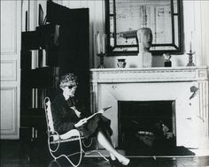 Eileen Grey at home