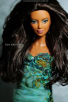 Big Hair Day by Dallas Cheerleader Barbie   Flickr - Photo Sharing!
