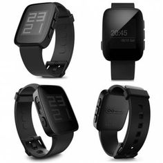 Weloop Tommy 1.26 Inch LCD Smart Bluetooth Watch for Smartphones Sale-Banggood.com