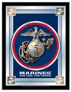 Use this Exclusive coupon code: PINFIVE to receive an additional 5% off the US Marine Corps Logo Mirror at SportsFansPlus.com