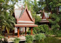 Honeymoon at Outdoor Sala, Chiva-Som International Health Resort Destination Spa Thailand