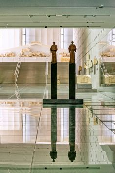 Inside the Acropolis Museum...i know this is Arup masetrpiece and it is beautiful, I hope I'll stay in touch it was a long time ago,. I think water engineering  was last I read..but my life is now in another direction, they are so special, I love them