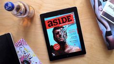 aside magazine Trailer by aside magazine. aside. the world's first magazine only made with HTML5.