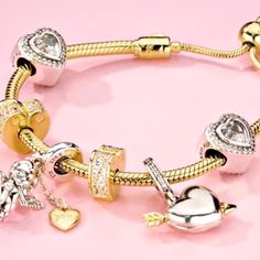1f203e8d8 Send a message of love with the beautiful new PANDORA Valentine's Day  collection.