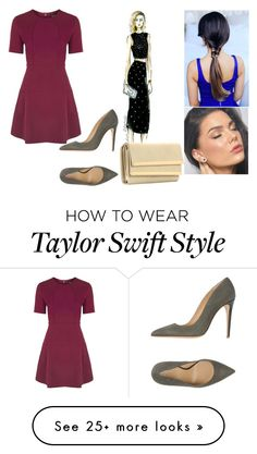 """Woman"" by tynabrookler on Polyvore featuring Topshop and Armani Collezioni"
