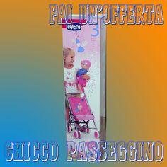 Chicco passeggino bambola