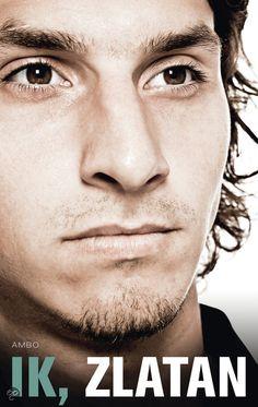 Ik, Zlatan. Boek van en over een held.