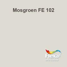 Flexa Expert kleur Mosgroen FE 102