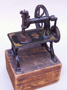 American Gem Sewing Machine w/ Speed Enhancer