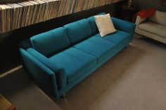 Beautiful 1970s Milo Baughman couch. Recovered in Knoll Textile. $1800 craigslist