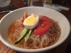 冷麺( ̄(エ) ̄)v